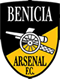 TEE SHORT SLEEVE: BENICIA ARSENAL FC