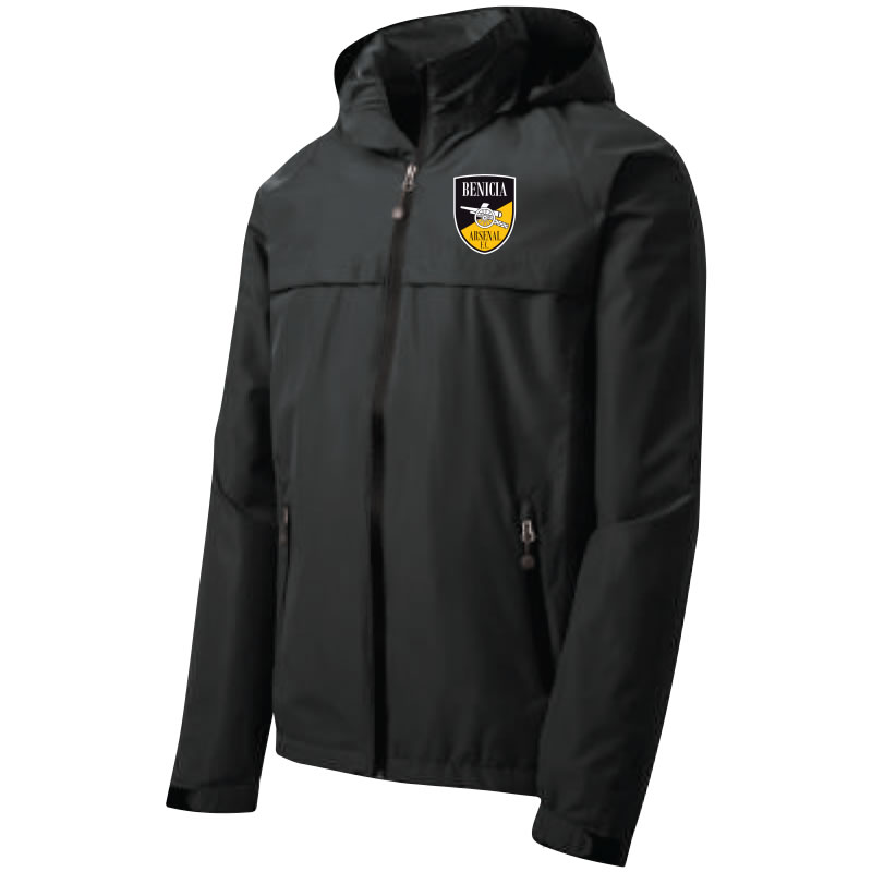 finest selection 61245 44606 TORRENT RAIN JACKET MEN'S: BENICIA ARSENAL FC